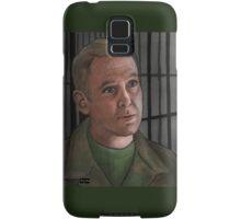 New Moon Rising - Colonel McNamara - BtVS Samsung Galaxy Case/Skin