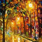 Colors Of Sophistication — Buy Now Link - www.etsy.com/listing/213760316 by Leonid  Afremov