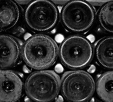 Stacked Bottles by Craxford