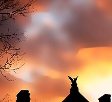 Silhouette Sorg House by Tammy Soulliere