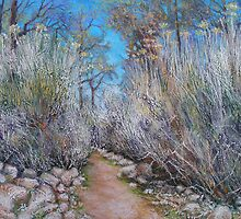 Spring in Santa Fe by Laurieann Dygowski