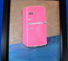 Lady in Pink by Kmuzu