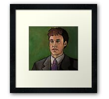 The Prodigal - Lawyer - Angel Framed Print
