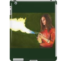 Five by Five - Faith - Angel iPad Case/Skin