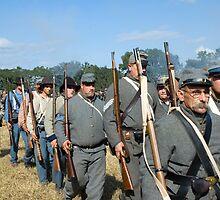 Confederate Army by Stacey Lynn Payne