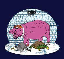 Thievius Regnum Animale by DoctorJamesWF