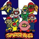 Smashing - START by DoctorJamesWF