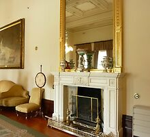 *Beautiful Fireplace and ornate Mirror* by EdsMum