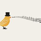 Classical Canary  by Terry  Fan