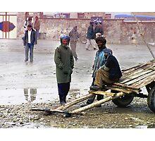 Life (Afghanistan) 6 Photographic Print