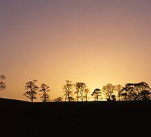 Cramond Sunset by PigleT