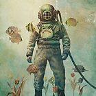 Deep Sea Garden  by Terry  Fan