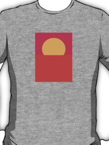 The endless summer. Minimal version. T-Shirt