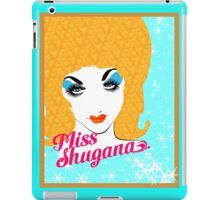 Miss Shugana 2014 iPad Case/Skin