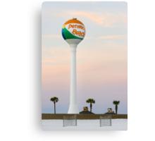 Pensacola Beach Canvas Print