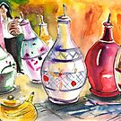 Oil Dispensers From Taormina by Goodaboom