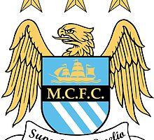 Manchester City by Luqman22