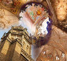 Toledo Cathedral .  by terezadelpilar~ art & architecture