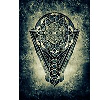 Sacred Geometry for your daily life Photographic Print