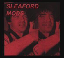 Sleaford Mods | Jobseeker by tropezones