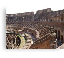 Gladiators' call Canvas Print