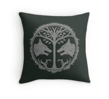 The Iron Banner - Destiny Throw Pillow