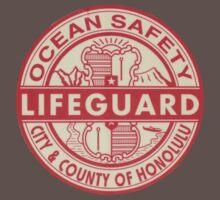 Hawaii Lifeguard Logo Kids Clothes