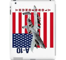 A-10 Thunderbolt  iPad Case/Skin