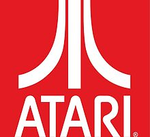 Atari logo by John Billing