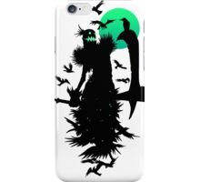 Fiddlesticks Crows iPhone Case/Skin