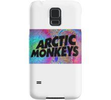 Psychedelic Arctic Monkeys Samsung Galaxy Case/Skin
