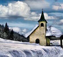 The chapel by Kurt  Tutschek