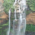 Wentworth Falls by Aaron Blackwell