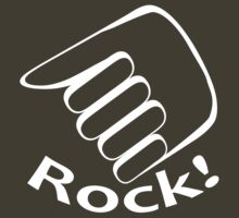 Rock!! by F.M. Gore-Kelly