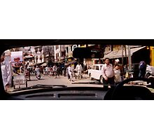 A town in India Photographic Print