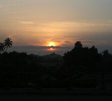 Ceylonian Sunrise by Yashani Shantha