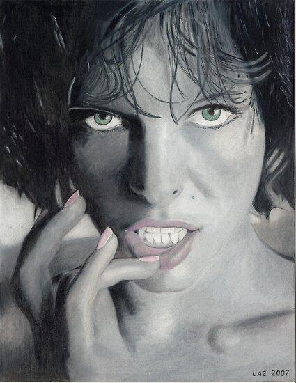 """MISS 5TH. ELEMENT"" (Milla Jovovich) by lazart"