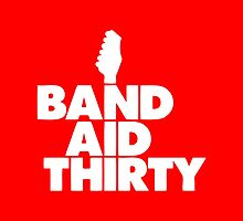 Band Aid Thirty by akhus