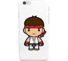 Karate Guy iPhone Case/Skin