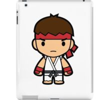 Karate Guy iPad Case/Skin
