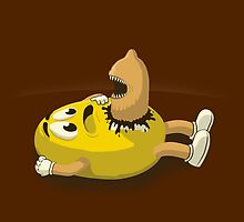 Alien: Peanut Inside by IdeasConPatatas