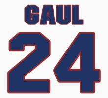 National Hockey player Mike Gaul jersey 24 by imsport