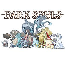 Dark Souls Horde Photographic Print