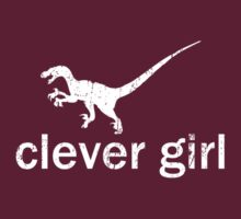 Clever Girl - Jurassic Park by robotplunger