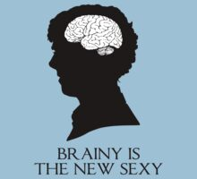 Brainy Is The New Sexy by saniday