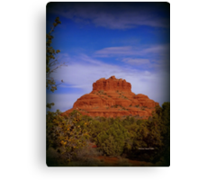 Bell Rock in Sedona Canvas Print