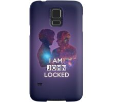 Johnlocked Samsung Galaxy Case/Skin