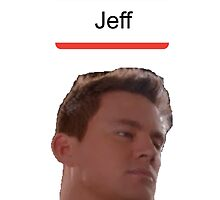 Hello, my Name is Jeff by Farrier