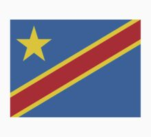 Congolese Flag, African, Democratic Republic of the Congo, CONGO by TOM HILL - Designer