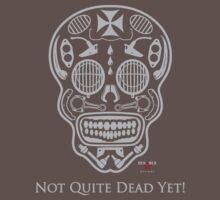 Not Quite Dead Yet by evlwevl